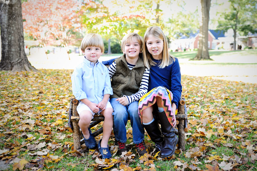 Fun Griffin Family Photographer